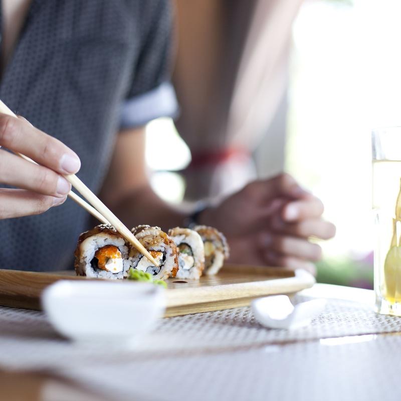 Combos menús días laborales: Carta de Mr. Sushi