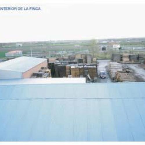 Estructura de madera en Ourense | Maderas Rodríguez Dabouza, S.L.