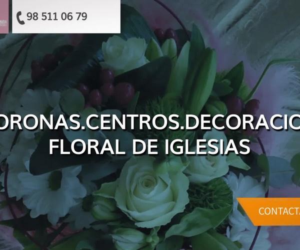 Ramos para novias en Oviedo | Carmen Baizán Floristas