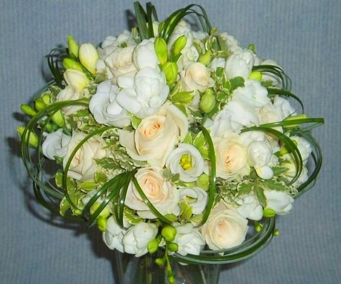 ramos de novia: Productos y servicios de Floristeria rosella