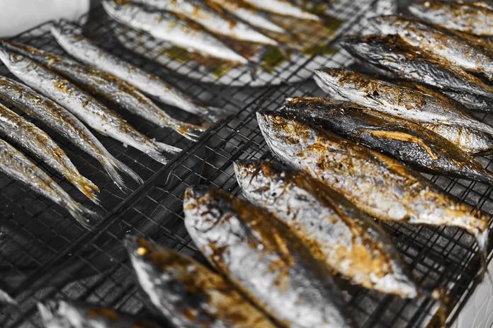 Parrillada de pescado: Especialidades de Tasca Villera
