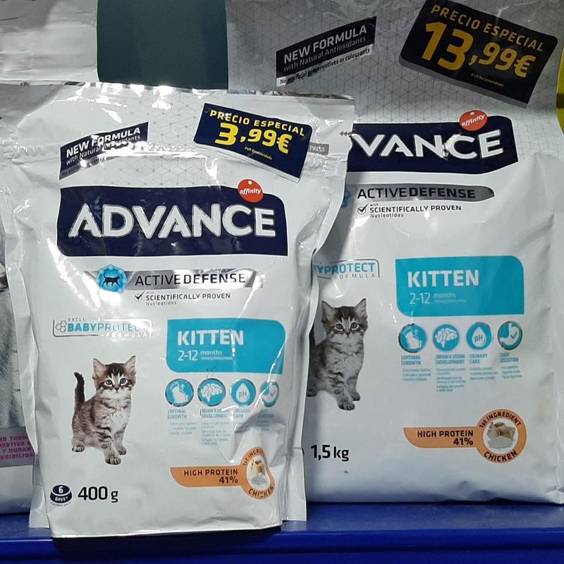 Alimentos gatos: Servicios de Clínica Veterinaria Rocafort