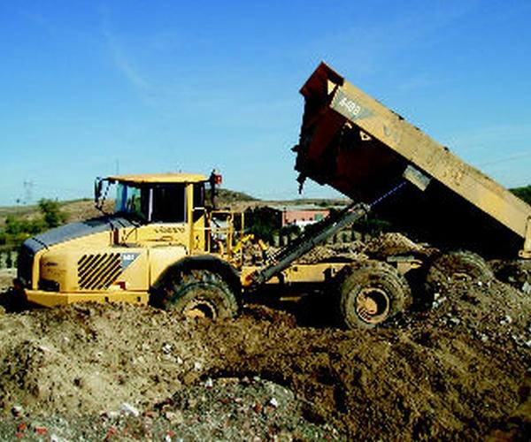 Áridos para la construcción en Moraleja de Enmedio | Gravera Moraleja