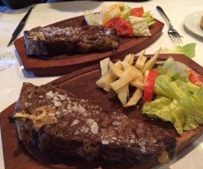 Reservar mesa: Nuestros platos de La Cocina del Principal