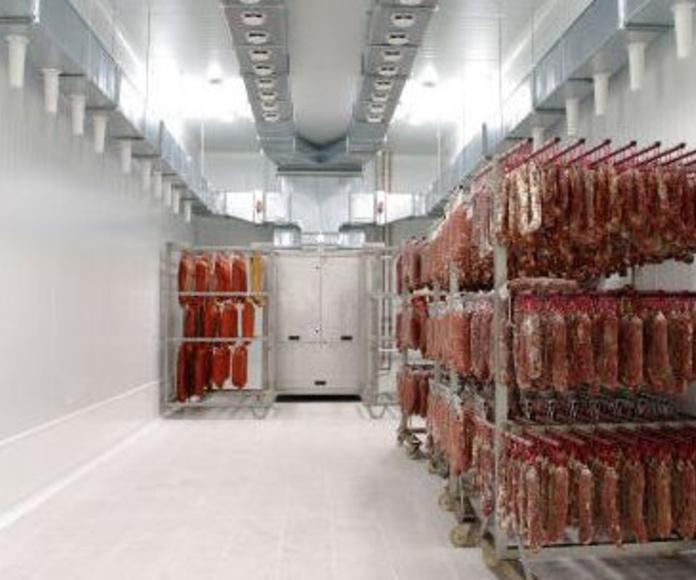 Secaderos industriales: Catálogo de Refrigeración Guillermo