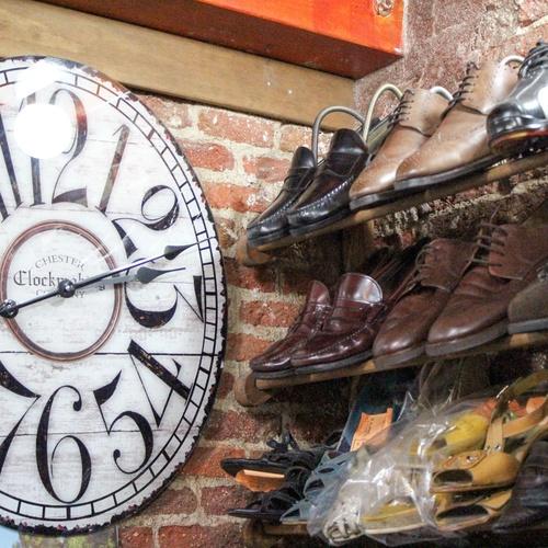 Reparación de calzado en Argüelles, Madrid: Taller Luis Mancho