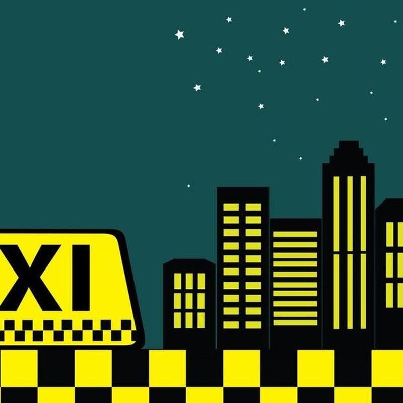 Táxi Noturno: SERVIÇOS de Central Táxis Limiana
