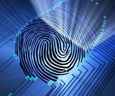 Control de presencia huella dactilar