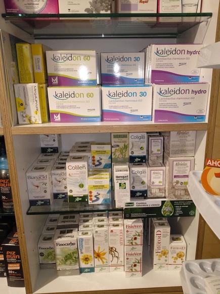 Plantas medicinales: Productos y servicios de Farmacia Zabala Peña