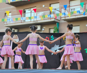 Clases de danza para niños en Mataró