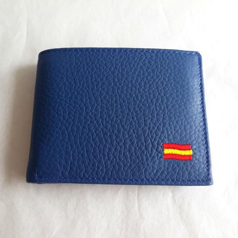 Americano De Caballero 632/B BORDADO: Catálogo de M.G. Piel