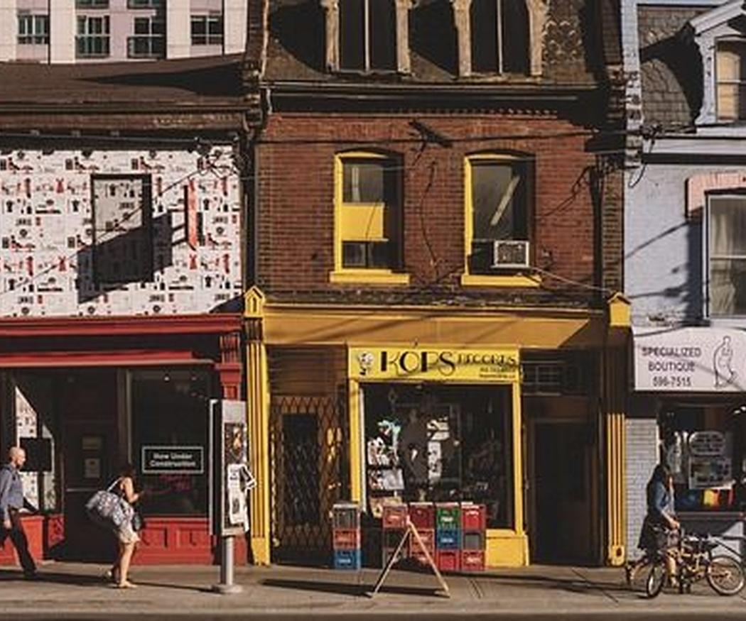 La importancia del escaparate de los locales comerciales