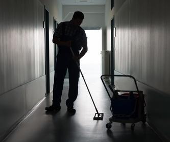Limpieza de pisos turísticos: Servicios de Limpiezas DR