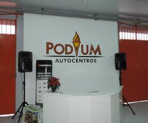 Podiumautocentros en Tacoronte