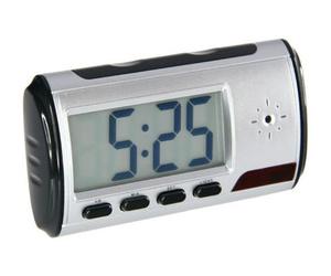reloj cámara