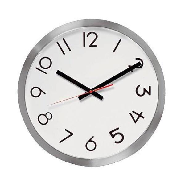 Unilux Reloj redondo de pared REF.72325: Tienda On-line de Calipage