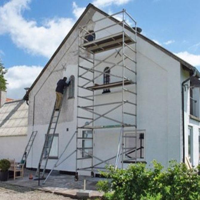 La importancia de los trabajos de conservación y mantenimiento en las fachadas