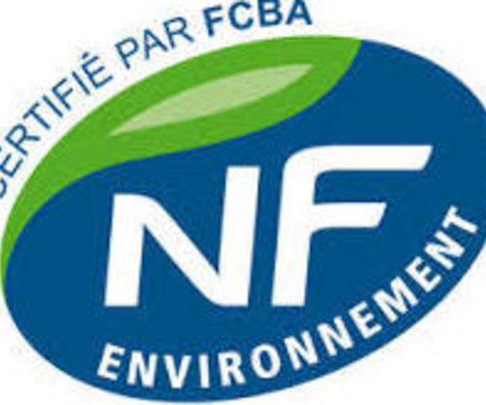 Etiqueta NF medioambiental