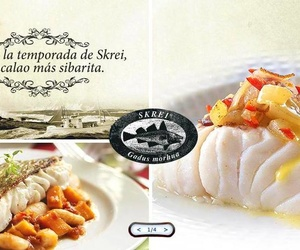 Empieza la temporada del Bacalao Skrei Noruego