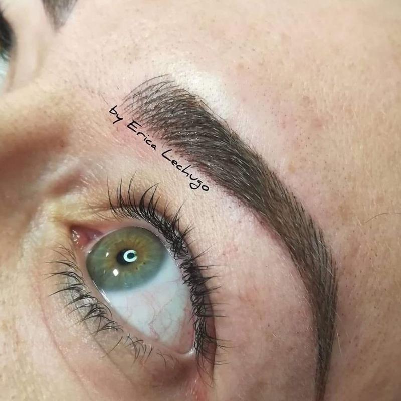 Diseño de cejas: Tratamientos de Microblading by Erica Lechugo