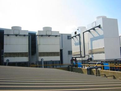 Aplicaciones de la refrigeración evaporativa en centros hospitalarios