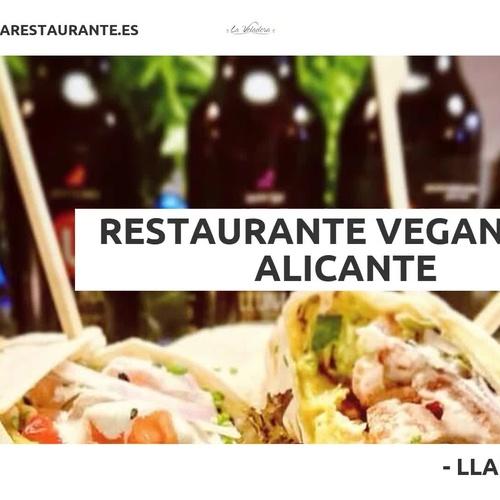 Restaurante veganoAlicante | La Voladora