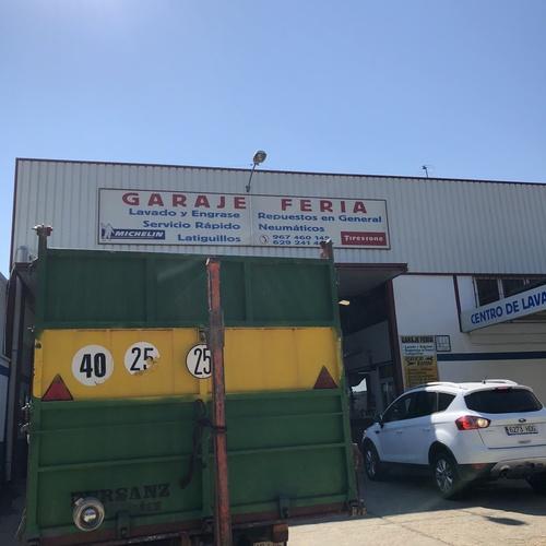 Especialistas en trabajos de mecánica rápida en Albacete