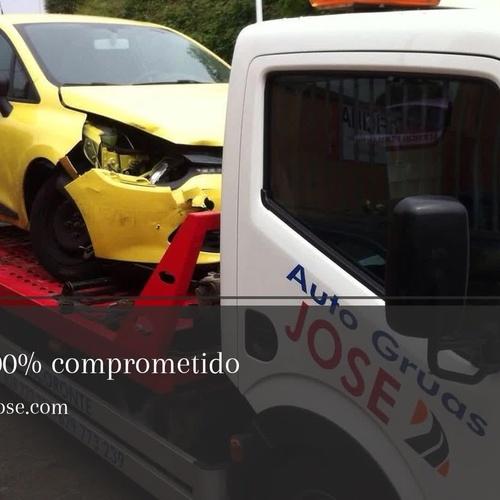 Grúas Tenerife | Auto Grúas Jose