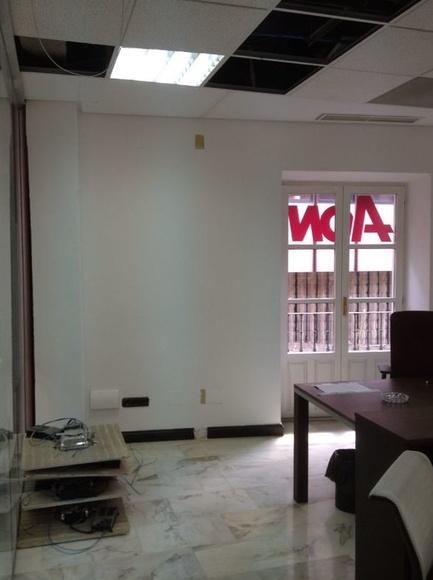 Reforma oficinas Aon Valladolid