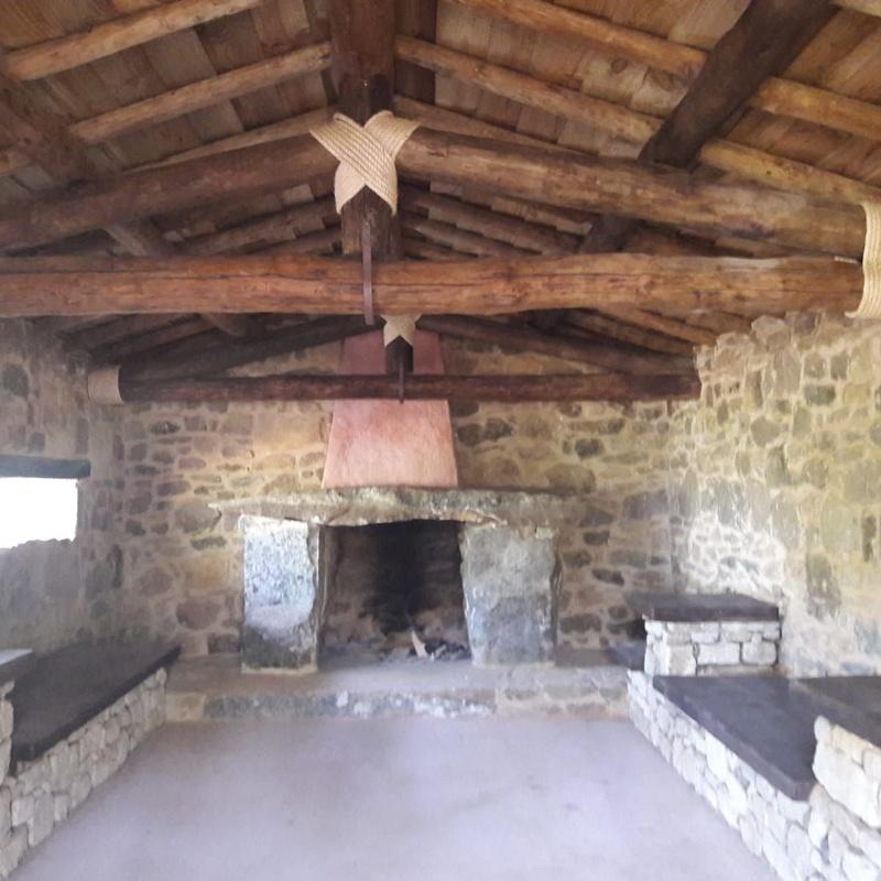 Vigas de madera para techos