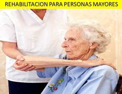 Rehabilitacion personas mayores