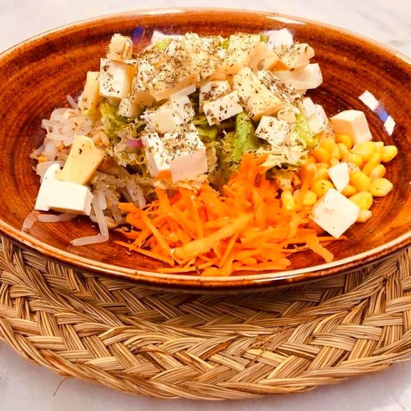 Ensaladas: Carta de Restaurant Es Cactus