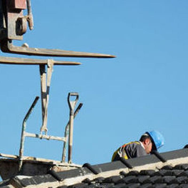 rehabilitación de tejados en Segovia