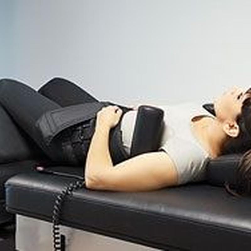Tratamientos discales zona lumbar en Centros Valverde Quiropractico y Fisioterapia en Murcia