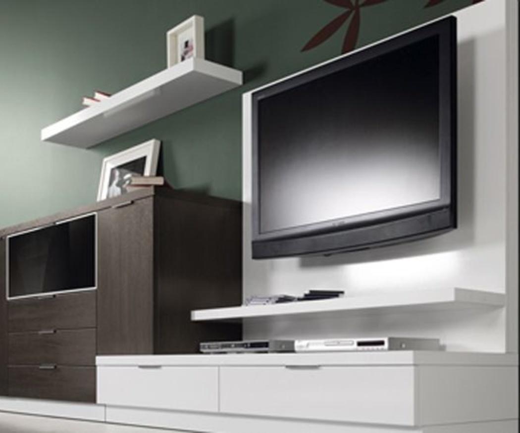 Muebles de escayola: sobriedad y elegancia