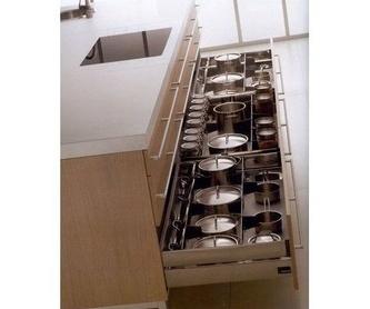 Nuestros Servicios: Cocinas y Servicios de Nectali Cocinas