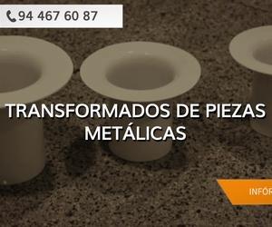 Transformados metálicos en Bizkaia | Talleres Mobe