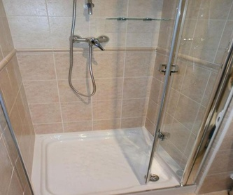 Cambio de bañera por plato de ducha: Reformas de Información