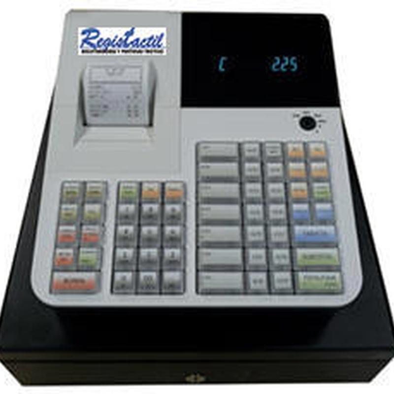 Cajas Registradoras: Productos de Registáctil