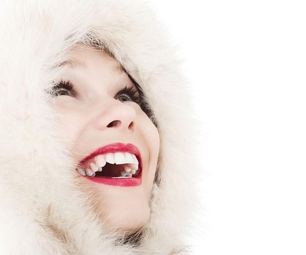 La importancia de sonreír