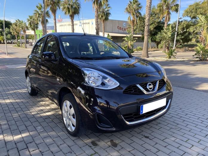 NISSAN MICRA: COCHES DE OCASION de Automóviles Parque Mediterráneo