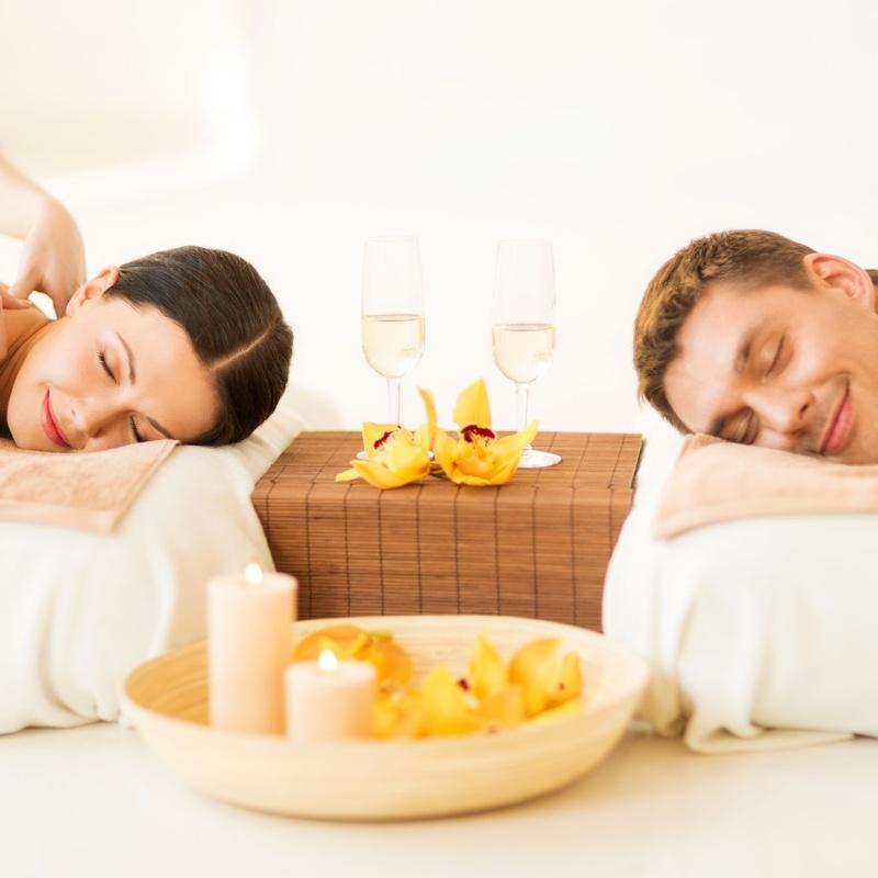 Masaje en pareja luxury: Nuestros masajes de Stimulos Center