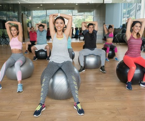 Pilates para grupos