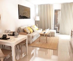 Piso nuevo a estrenar sin amueblar con terraza !!! 2 dormitorios -Zona Aragon-Plaza Las Columnas.