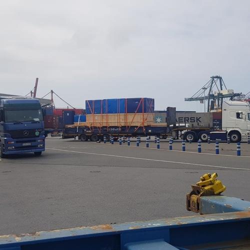 Operador de transporte y logística en Bilbao