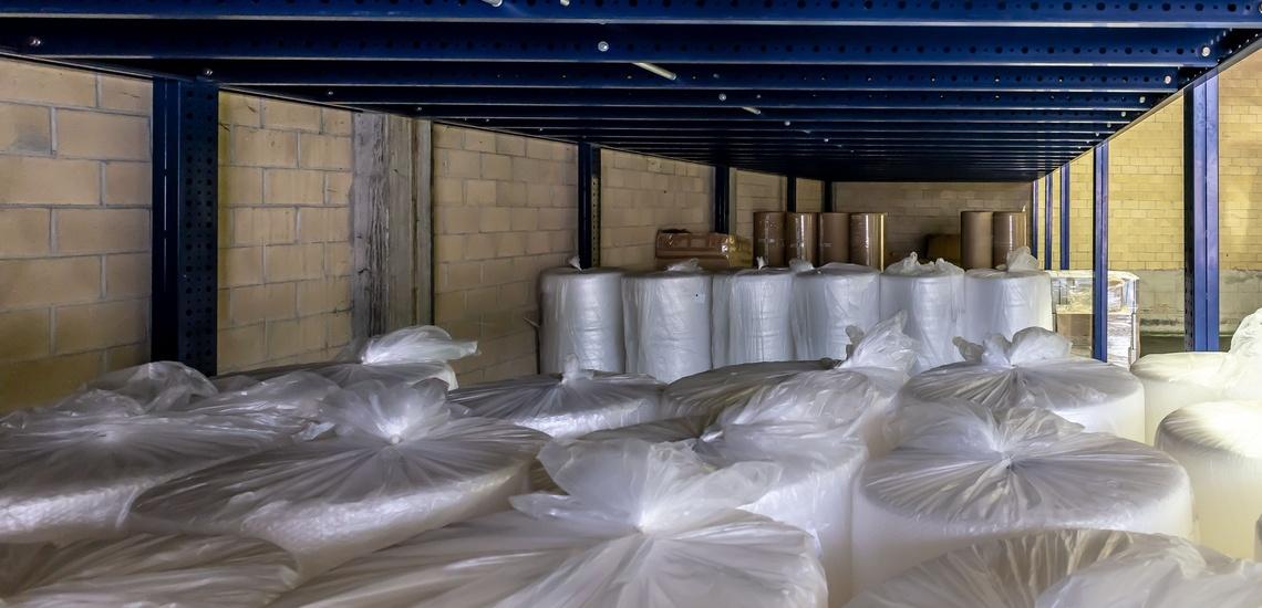 Maquinaria de embalaje en Bilbao