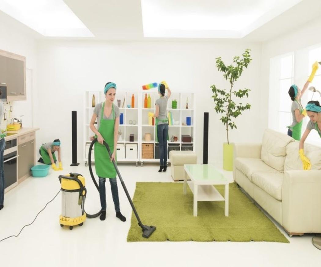 Contratar una empresa profesional de limpieza puede mejorar tu relación
