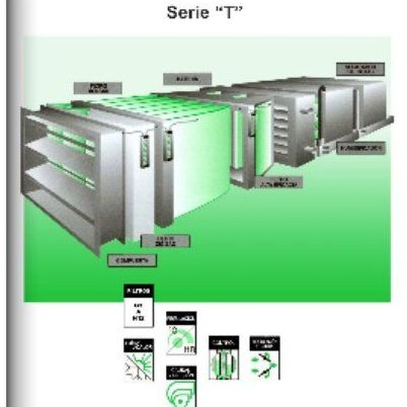 Otros aparatos de depuración y climatización: CATÁLOGO de Filair