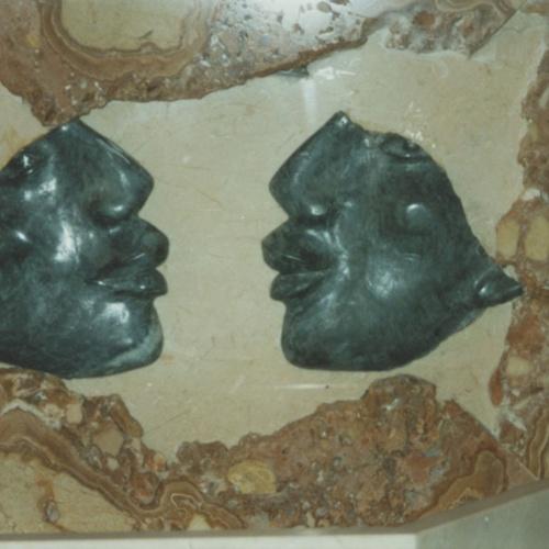 Fuente de perfiles egipcios