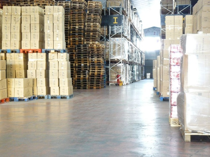 Almacén general: Servicios de Apoli-Stock